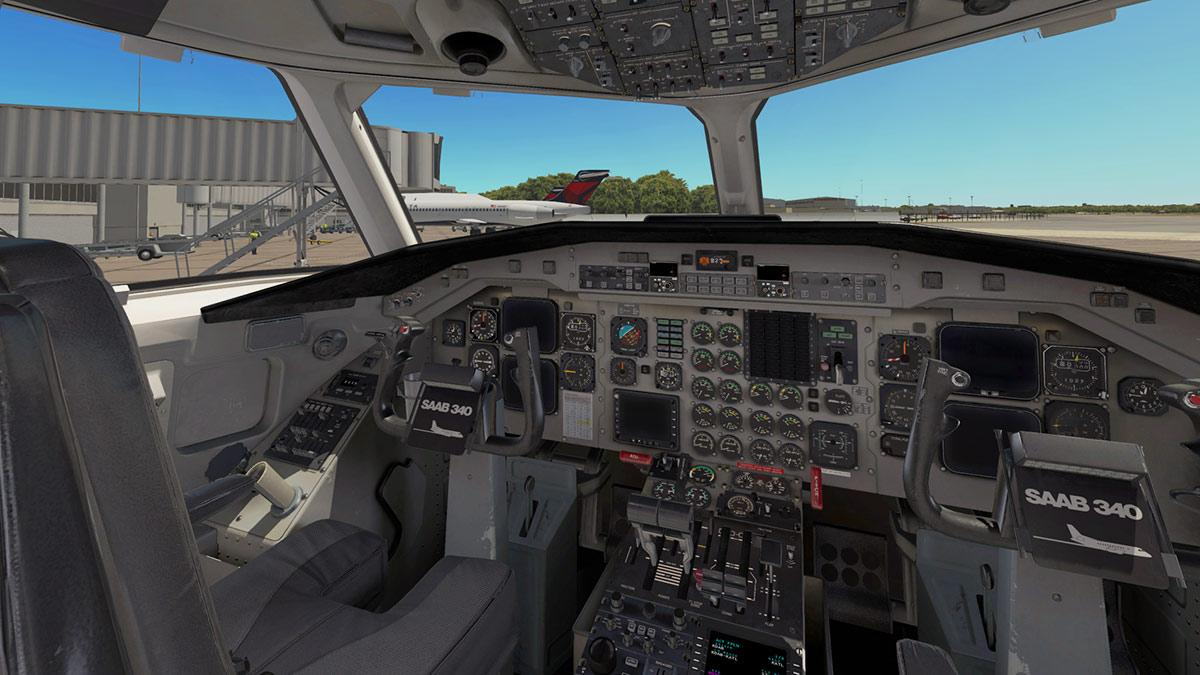 Aircraft Review : SAAB 340 XP11 by Carenado - Airliners