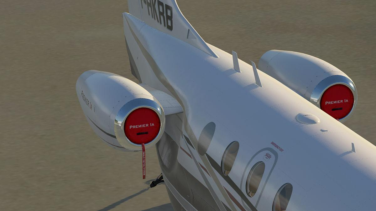 Aircraft Review : 390 Premier 1A XP11 by Carenado - General