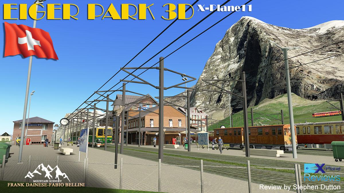 Scenery Review : Eiger Park 3D by Frank Dainese & Fabio
