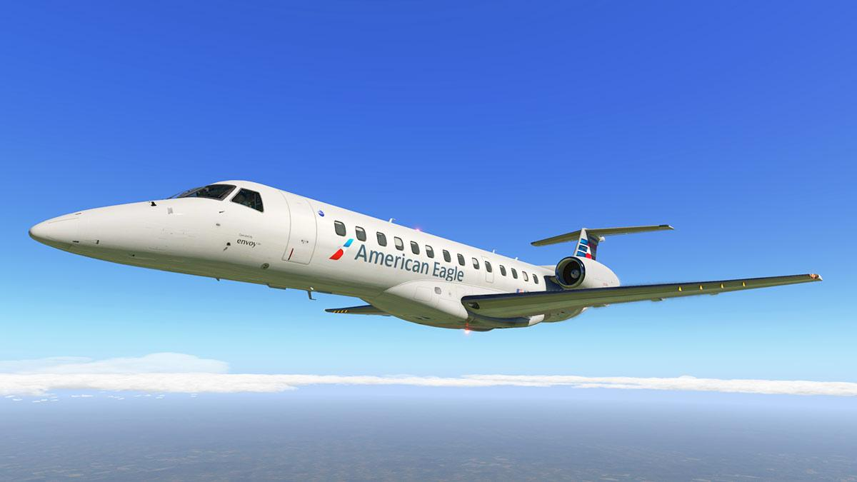 Aircraft Overview Embraer Erj Family By X Crafts
