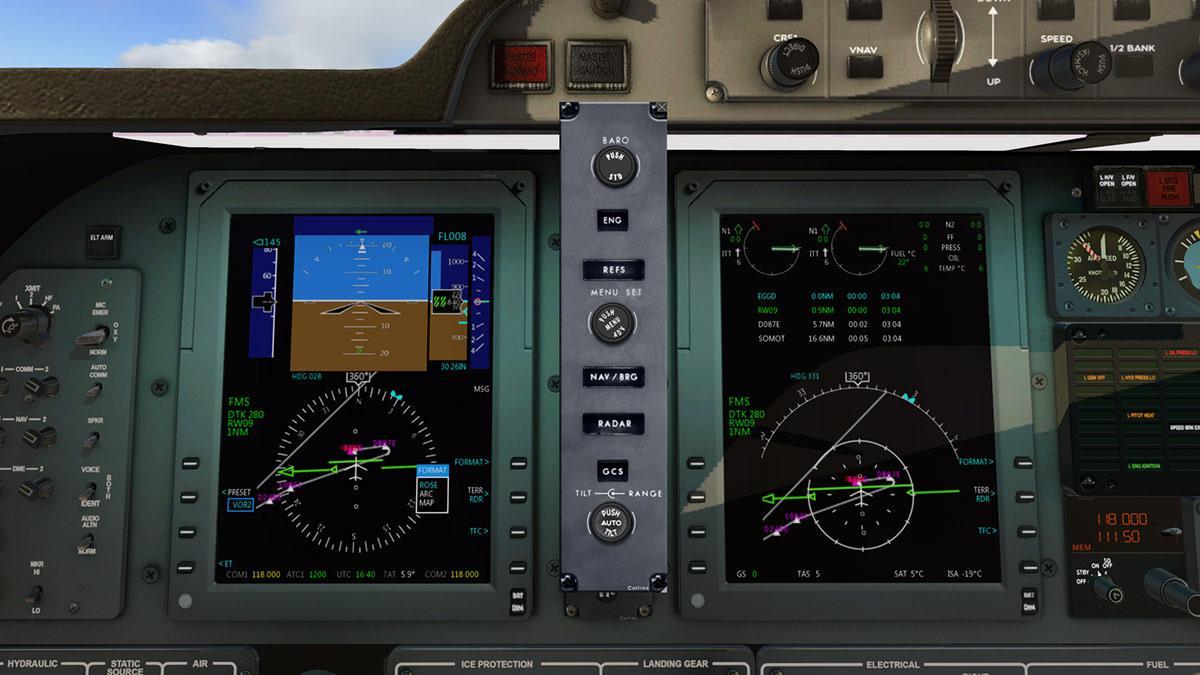 Aircraft Review : 390 Premier 1A XP11 by Carenado - General
