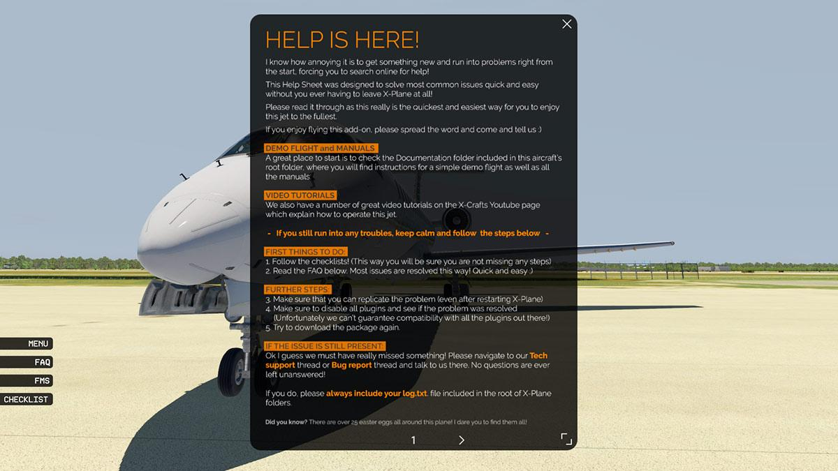 Aircraft Overview : Embraer ERJ Family by X-Crafts - Airliners
