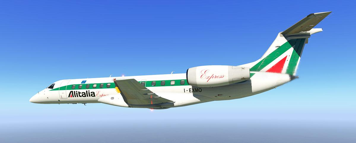 Aircraft Overview : Embraer ERJ Family by X-Crafts