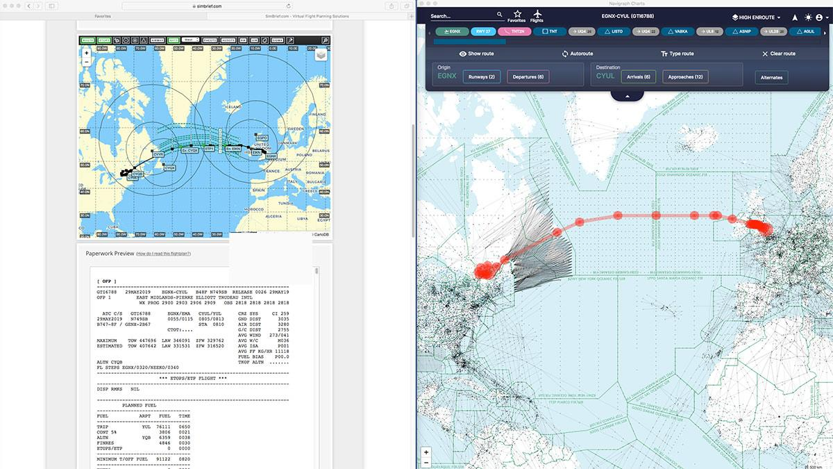 Application Upgrade : Navigraph Charts v7 0 - X-Plane